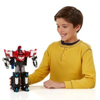 Boneco-Transformers-Mega---Robots-In-Disguise---3-Step---Optimus-Prime---Hasbro-1