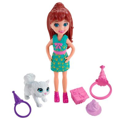 Boneca-Polly-Pocket---Aniversario-Pet---Lila---Mattel