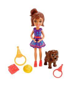 Boneca-Polly-Pocket---Aniversario-Pet---Shani---Mattel