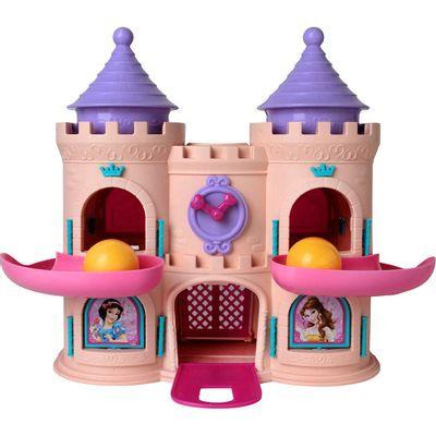 Playset Castelo Com Bolinhas - Princesas Disney - Elka