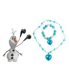 Kit-Disney-Frozen---Radio-FM---Colar---Pulseira---Elsa---Candide