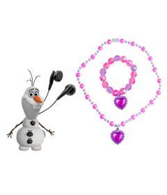 Kit-Disney-Frozen---Radio-FM---Colar---Pulseira---Anna---Candide