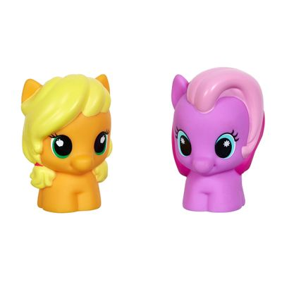 Mini Figura - My Little Pony - Applejack e Daisy Dreams - Hasbro