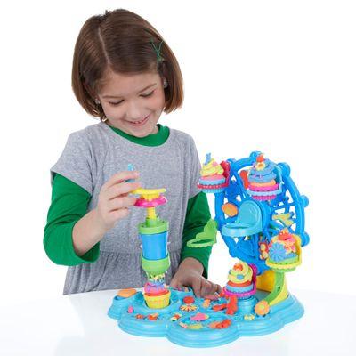 Conjunto Play-Doh - Roda Gigante de Cupcake - Hasbro