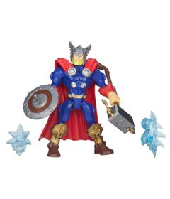 Boneco-Marvel-Super-Hero-Mashers-Battle---Thor-com-Escudo-1