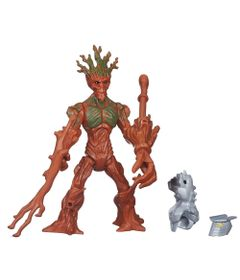 Boneco-Marvel-Super-Hero-Mashers-Battle---Groot-1