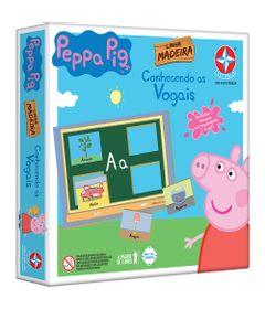 Jogo---Conhecendo-as-Vogais---Peppa-Pig---Estrela-1