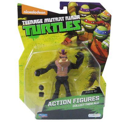 Boneco Tartarugas Ninja - Bebop 12 Cm - Multikids