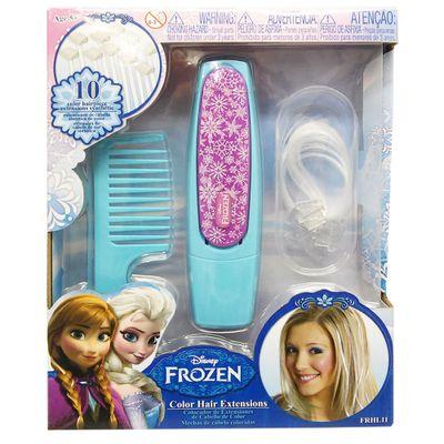Mechas de Cabelo Coloridas - Disney Frozen - Intek