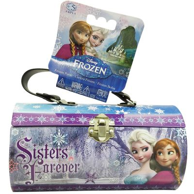 Bolsa de Metal - Disney Frozen - Intek
