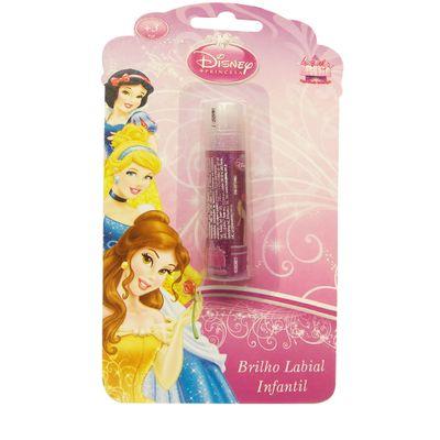 Brilho Labial - Princesas Disney - Roxo - View Cosméticos