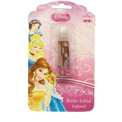 Brilho Labial - Princesas Disney - Vermelho - View Cosméticos