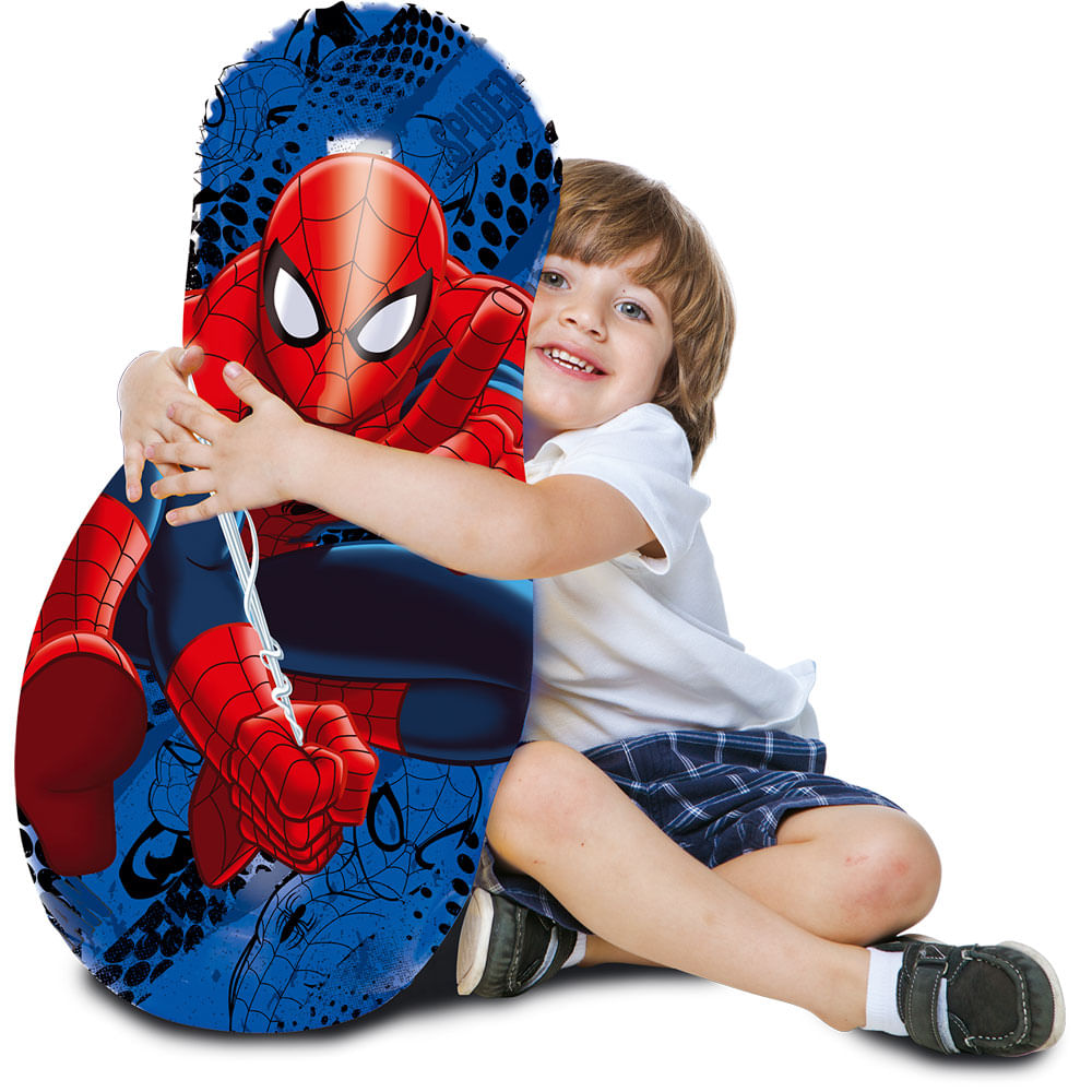 Boneco Teimoso - Marvel - Ultimate Spider - Man - Toyster