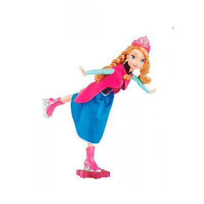 Boneca Princesa Anna - Patinadora no Gelo - Disney Frozen - Mattel