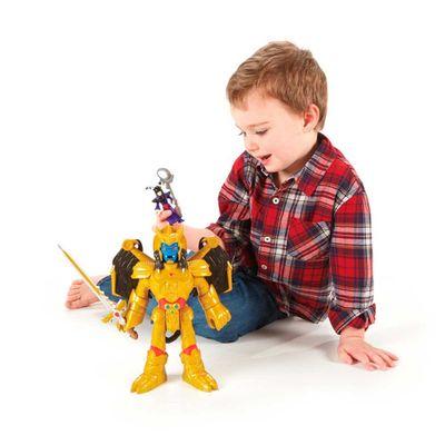 Batalha Ranger - Power Rangers Goldar - Imaginext - Mattel