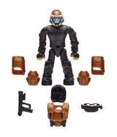 Playset-Mega-Blocks---Figura-e-Nave---Halo---ODST-Carmesin---Mattel