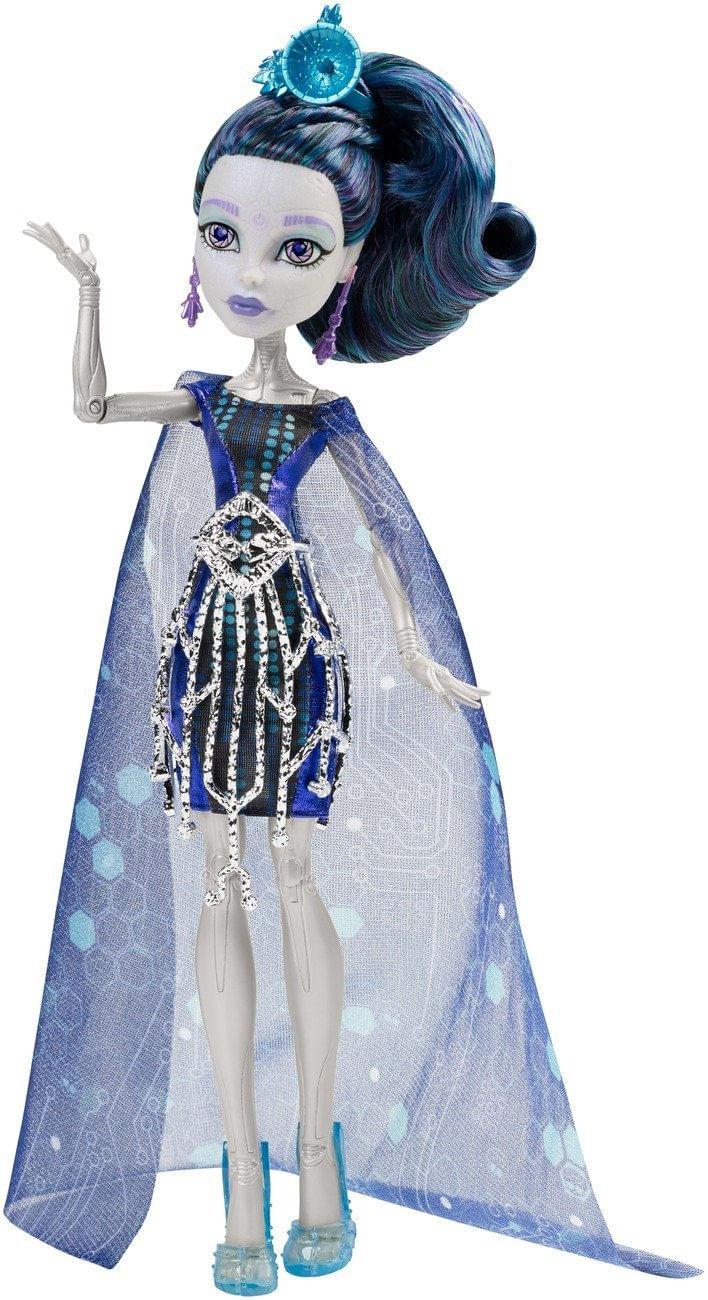 Boneca Monster High - Boo York - Novas Estrelas - Elle Edee - Mattel
