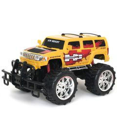 Carro-de-Controle-Remoto---Hummer-1-10---27MHz---Yes-Toys