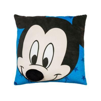 Almofada Azul - Mickey - Mabruk - Disney