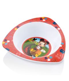 Prato-Fundo-de-Microondas---Mickey-Mouse---Multikids-Baby