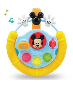 Motorista-Divertido-Mickey---Dican