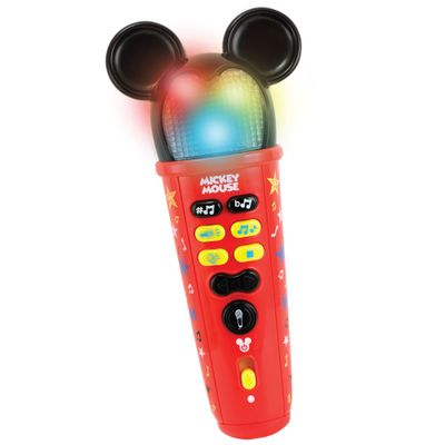 Microfone - Mickey Rockstar - Dican