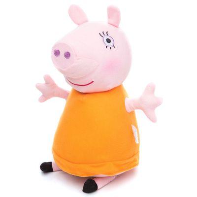 Pelúcia - Peppa Pig - Mamãe Pig- Estrela