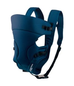 Canguru-Para-Bebe---Baby-Safe-Azul---Multikids-Baby