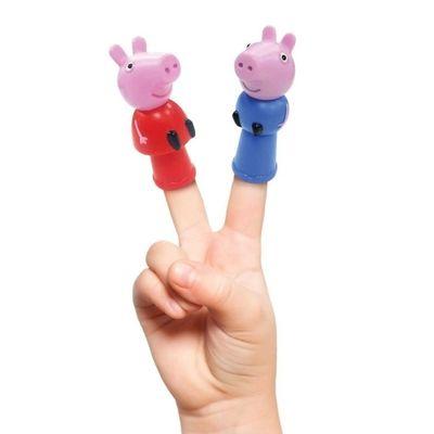 Dedoche Peppa Pig - Peppa Pig e George - Grow