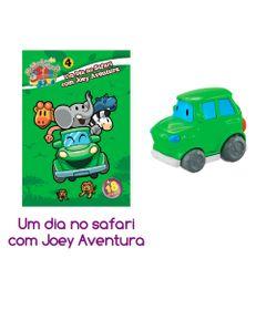 Livro-Infantil---Primeiras-Historias---Um-dia-no-Safari-com-Joey-Aventura