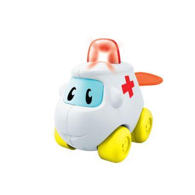 Turminha do Resgate - Ambulância - Dican