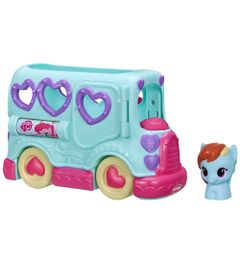 Onibus-My-Little-Pony---Playskool---Rainbow-Dash---Hasbro