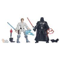 Bonecos-Hero-Mashers---Battle-Pack---Star-Wars---Episodio-VII---Luke-Skywalker-vs-Darth-Vader---Hasbro