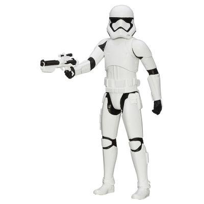 Boneco Star Wars - Episódio VII - 15 cm - Stormtrooper - Hasbro - Disney