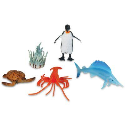 Coleção Diversão - Animais Aquáticos - DTC