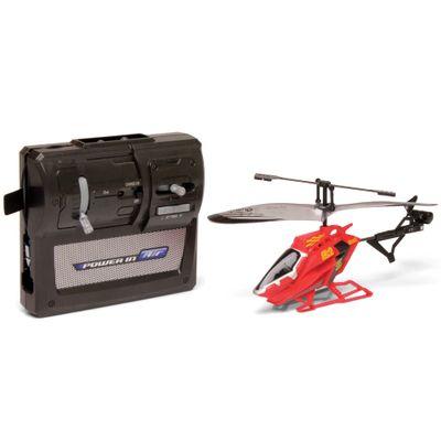 Helicóptero de Controle Remoto - Silverlit Air Rover - Vermelho - DTC