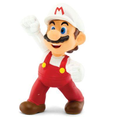 Figura-World-OF-Nintendo---Super-Mario-Bros---Mario-de-Fogo---DTC