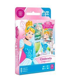 Jogo-Princesas-Disney---Cinderela-2-em-1---Copag