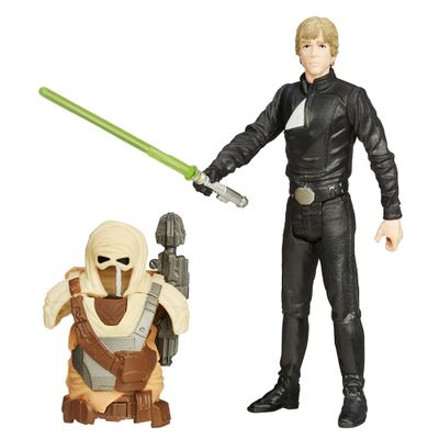 Boneco-com-Armadura---Star-Wars---Episodio-VII---9-cm---Luke-Skywalker-Jedi---Hasbro