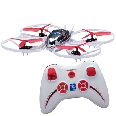 Quadricóptero de Controle Remoto - H-Drone C7 H18 - Candide