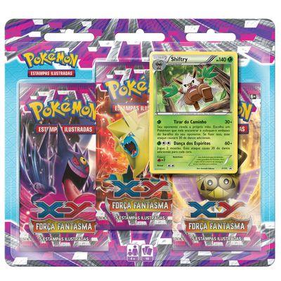 Deck-Pokemon---Pokemon-XY4---Forca-Fantasma---Triple-Deck---Copag