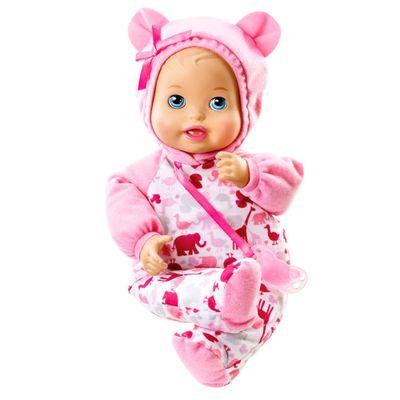 Boneca - Little Mommy - Hora do Soninho - Mattel