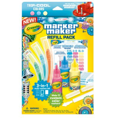 Refil - Marker Maker - Crayola