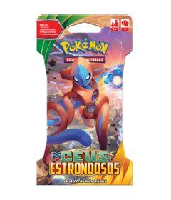 Deck-Pokemon---Pokemon-XY6---Ceus-Estrondosos---Blister-Unitario---Copag
