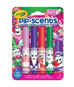 Canetinha-Perfumavel---Pip-Scents---Candy-Store-4-Cores---Crayola