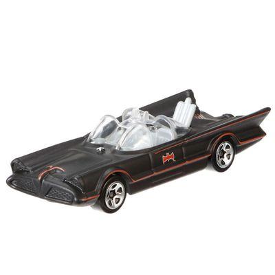 Veículo Batman Hot Wheels - Batmóvel Classic TV Séries - Mattel