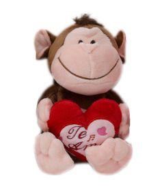 Pelucia-Musical---Amigo-Meigo---Macaco---BBR