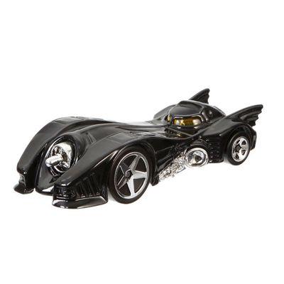 Veículo Batman Hot Wheels - Batmóvel - Mattel