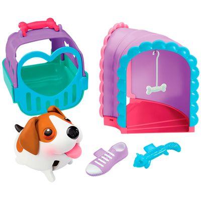 Playset - Au-Au Pets - Pista de Obstáculos - Beagle - Multikids