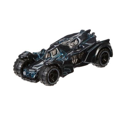 Veículo Batman Hot Wheels - Batmóvel Arkham Knight - Mattel